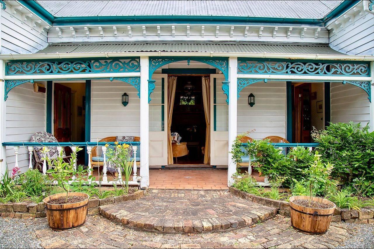 Front entrance of Karamana